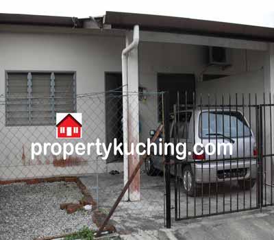 Single Y Terrace Satu Tingkat Rumah Teres Kos Rendah Taman Landeh 10th